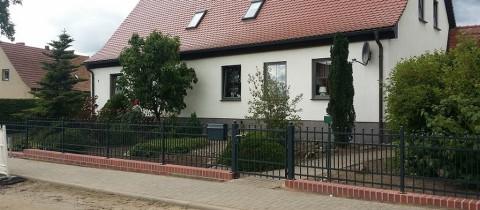 Montaż ogrodzenia – Krackow Niemcy
