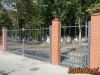 Ogrodzenie Cmentarza Komunlnego w Stargardzie Szczecińskim